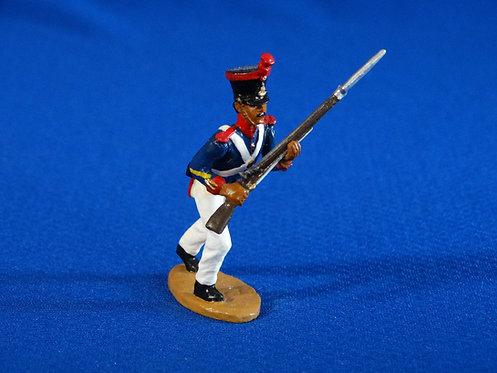 CORD-AL070-Mexican Grenadier Advancing - Alamo - Unknown Manufacturer - 54mm