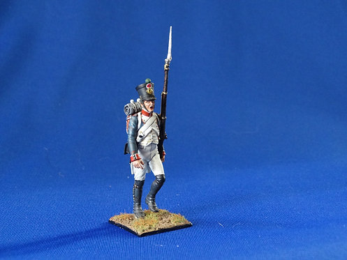 MI-777 - French Infantry (NAP0035) - Napoleonic - First Legion - 60mm Metal - No