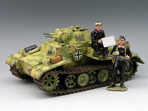 WS108 - New Panzer I Set