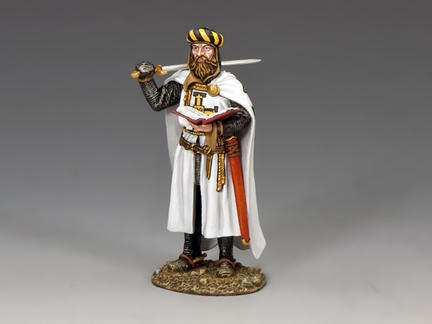 MK159 - The Veteran, Teutonic Knight