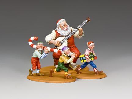 XM016-01 - Santa & His Elves