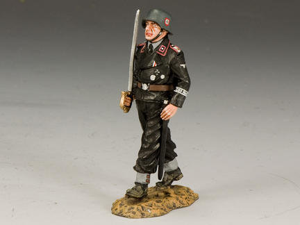 WS162 - Waffen SS Officer with Sword