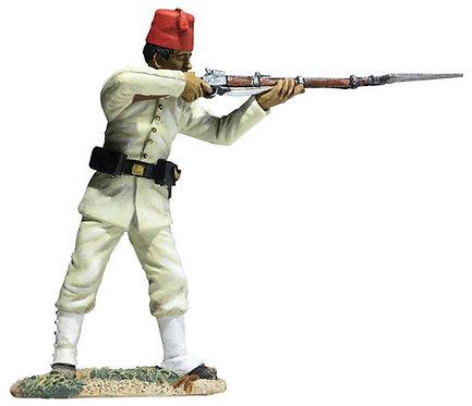 27069 - Egyptian Infantryman Standing Firing
