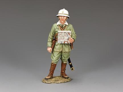 JN025 - Japanese Officer