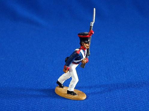 CORD-AL003-Mexican Grenadiers Advancing - Alamo - Unknown Manufacturer - 54mm