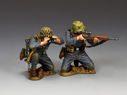 WH082 - The Sniper Team (2 figures)