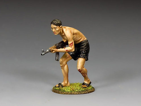 VN102 - Viet Cong Sapper with AK47