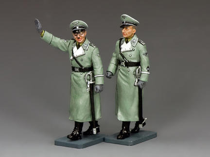 """LAH207 - """"Himmler & Heydrich... The Deadly Duo"""" (Grey version)"""