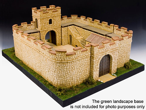 RF007(S) - The Complete Roman Fort (Sandstone)