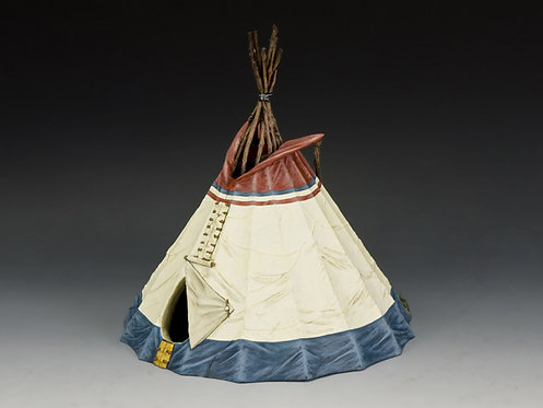 TRW064 - Sioux Indian Tepee (Version #1)