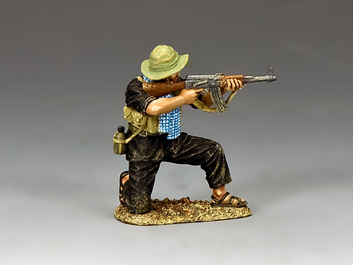 VN021 - VC Kneeling firing AK47