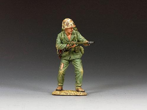 USMC011 - Marine Flame Thrower