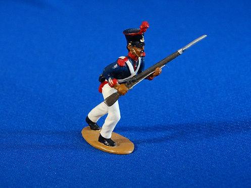 CORD-AL082-Mexican Grenadier Advancing - Alamo - Unknown Manufacturer - 54mm