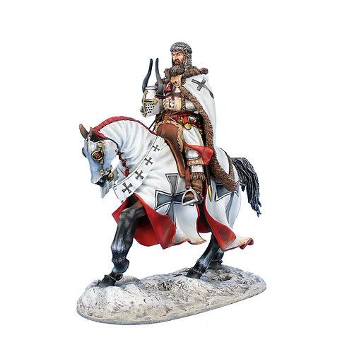 CRU105 - Mounted Andreas von Felben - Livonian Master
