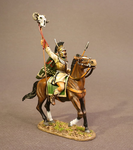 TH-02 - Thracian Standard Bearer, 4th Century BC - Enemies of Ancient Greece