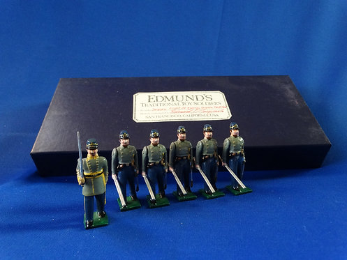 MI-719 - Sussex Light Dragoons, Virginia State Cavalry - ACW - Edmunds - 54mm