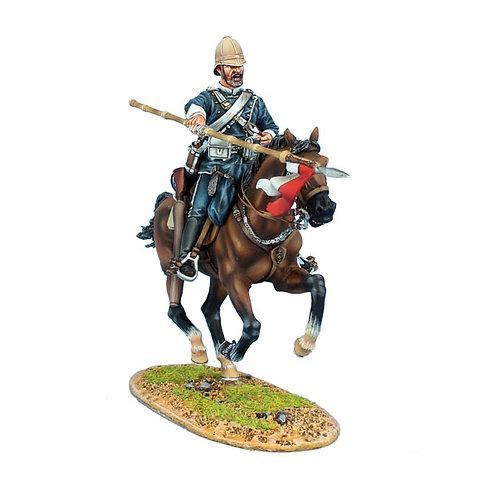ZUL033 - British 17th Lancers Trooper #2