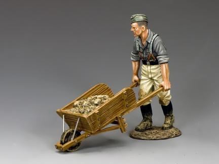 WH027 - Engineer with Wheel Barrow