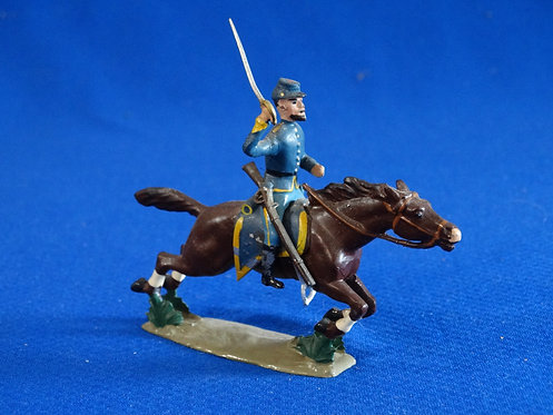 MN072 - Union Cavalry Officer - Minot - 54mm Metal - No Box