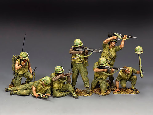 VN-S01- Vietnam US Marines Set