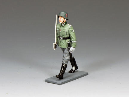 WS335 - Marching Waffen SS Officer
