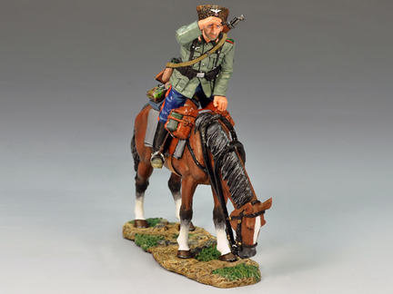 WS144 - Mounted Cossack Scout