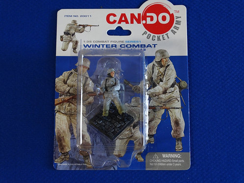 COJG-131 - German Winter Combat - Dragon Can-Do Army 1:35 Scale Plastic