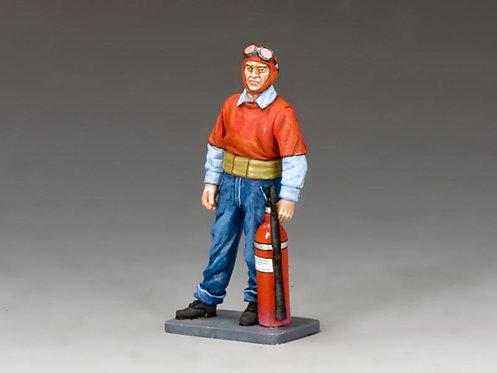 USN019 - US Navy Fireman, WW2 U.S. Navy