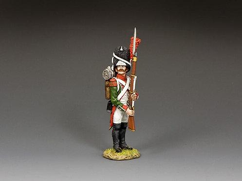 NA463 - Grenadier Presenting Arm