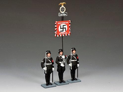 "LAH242 - ""The Leibstandarte Adolf Hitler Standard Set"" (set of 3)"