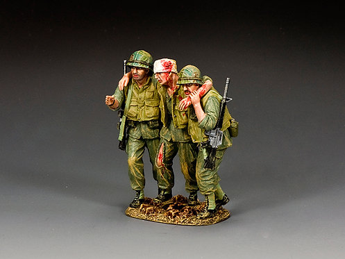 VN068 - The Walking Wounded Trio