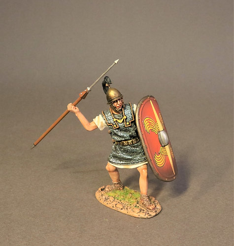 RR-15R - Late Republican Legionnaire, the Roman Army of the Late Republi
