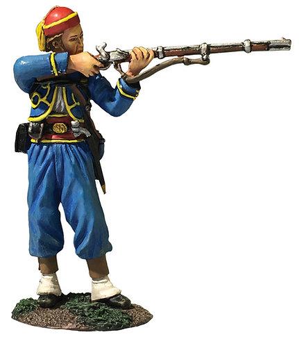 31282 - American Civil War - 146th NY Zouave Standing Firing No.1