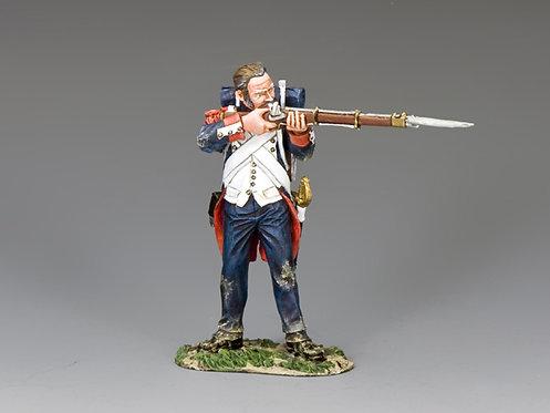 NA364 - French Grenadier Standing Firing (hatless)