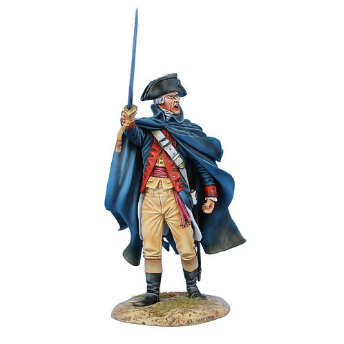 AWI109 - US 8th Continental Regt Officer