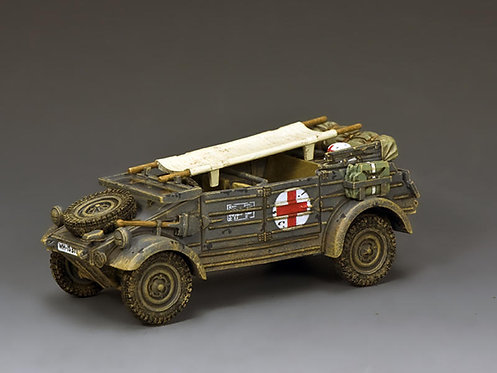 WH088 - The Feldgrau Kubelwagen Ambulance