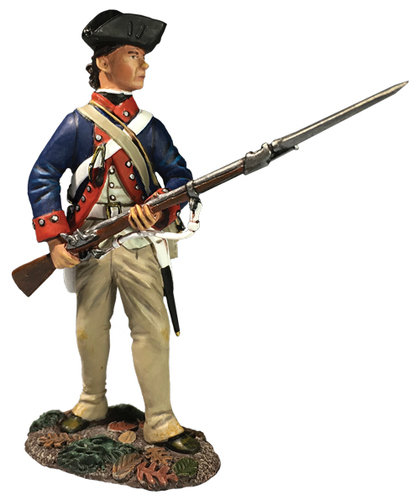 16051 - Continental Line Standing Defending No. 2 1777-87