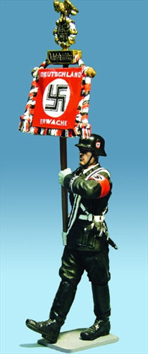 COJG-074 - CS00228 - Reich Chancellory, Berlin Chancellory Flag Bearer
