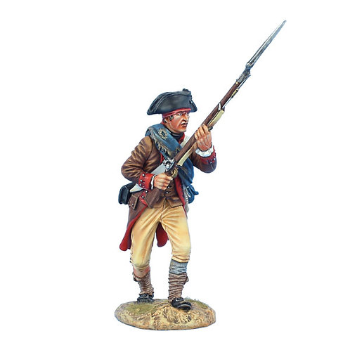 AWI115 - US 8th Continental Regt Private #4