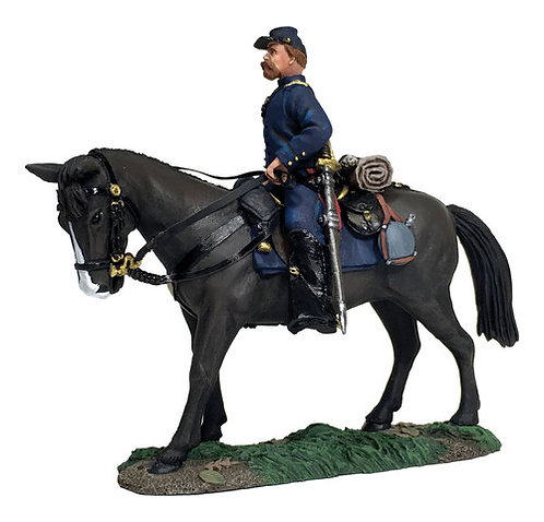 31276 - Federal Infantry Officer Mounted