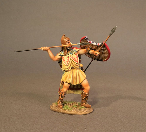 TH-07A - Thracian Peltast, 4th Century BC - Enemies of Ancient Greece