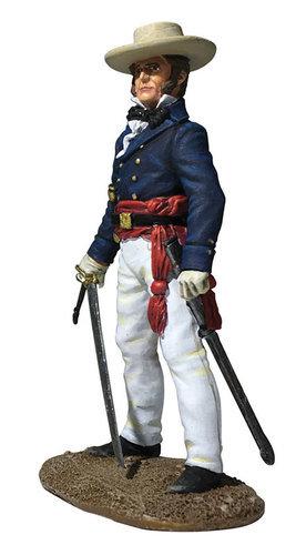 10057 - William B. Travis 1836