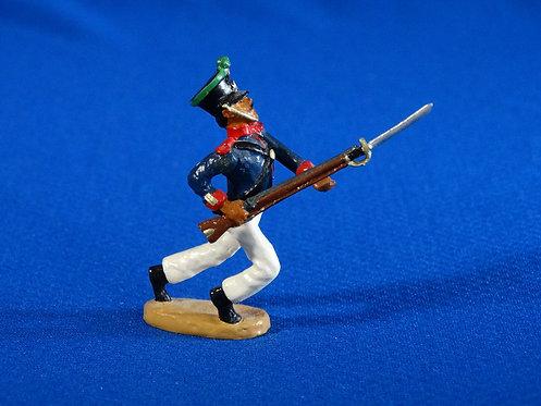 CORD-AL047-Mexican Grenadier Casualty - Alamo - Unknown Manufacturer - 54mm