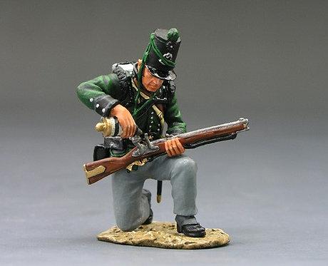 NA073 - King's German Legion - Kneeling Loading