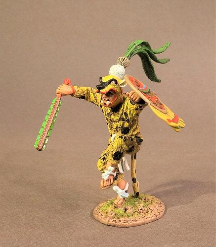 AZ-06Y - Aztec Jaguar Warrior, Aztec Empire