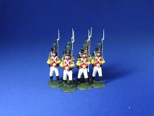 WLG.2 - Westphalia, 1st Regt Grenadiers (6 Marching)