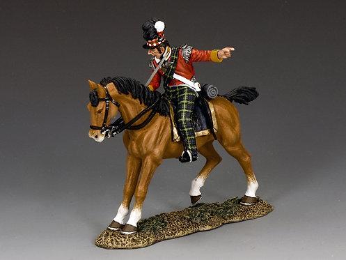 NA292 - Mounted Highland Officer
