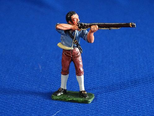 CORD-RA0212-Colonial Militia - AWI - Unknown Manufacturer - 54mm Metal - No Bo