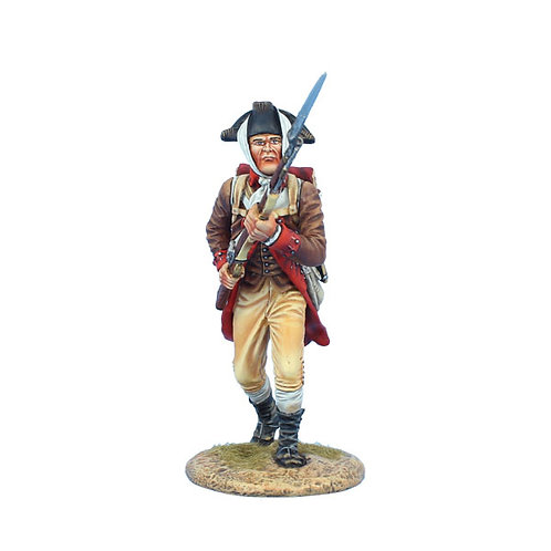 AWI124 - US 12th Continental Regt Private #5