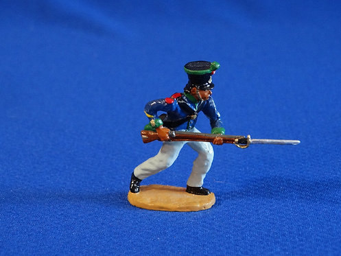 CORD-AL293 - Mexican Grenadier Advancing  - Alamo - Unknown Manufacturer - 54mm